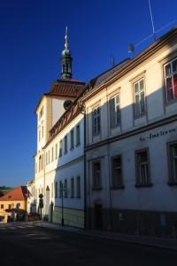 prazska ulice a radnice