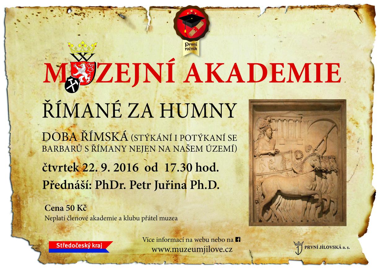 Muzejníakademie–Římanézahumny