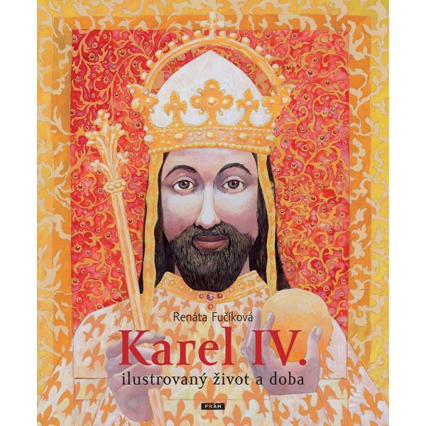 KarelIV.,ilustrovanýživotadoba