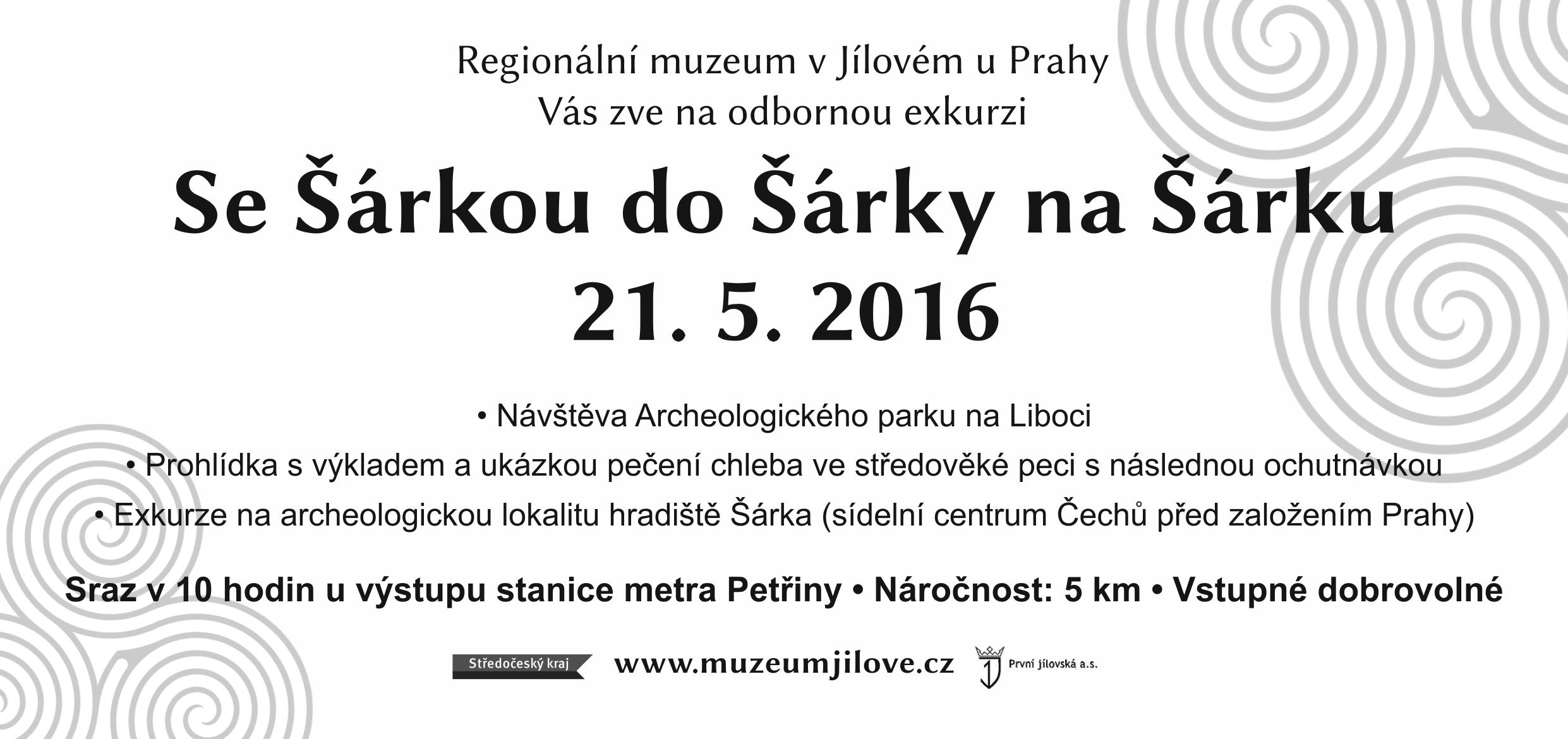 Muzejníprocházky:SeŠárkoudoŠárkynaŠárku